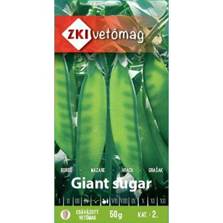 Zöldborsó Giant Sugar 50g