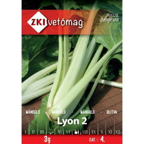 Mángold Lyon2 3g