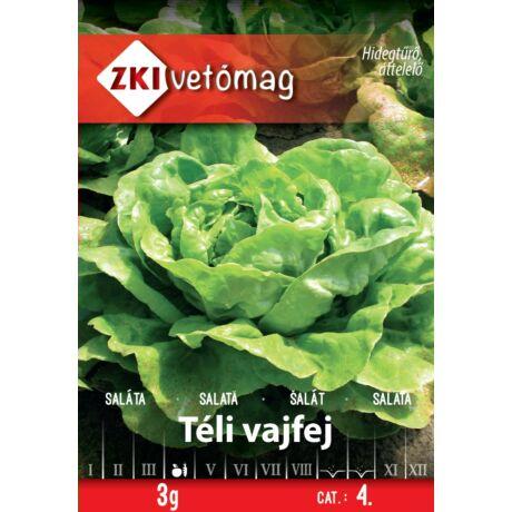 Saláta Téli vajfej 3g