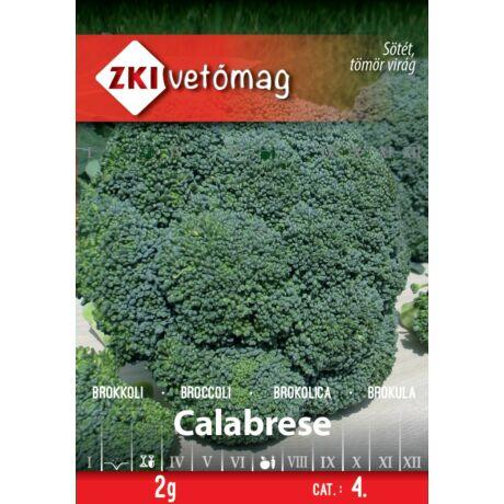 Z Brokkoli Calabrese 2g