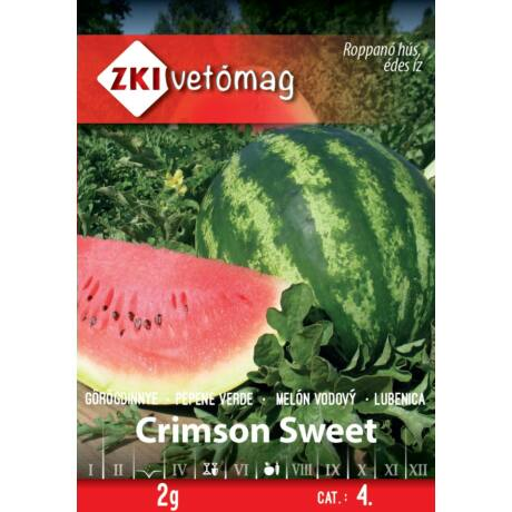 Görögdinnye Crimson Sweet 2g
