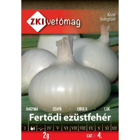 Hagyma Fertődi ezüstfehér 2g