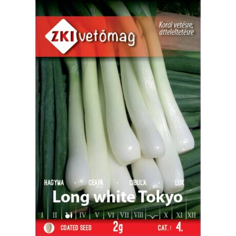 Hagyma Long White Tokyo 2g