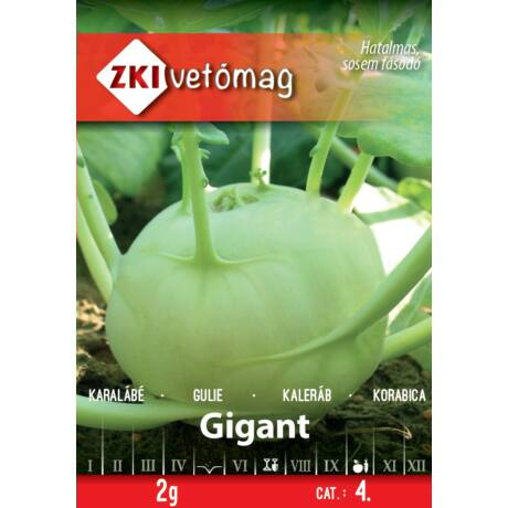 Karalábé Gigant 2g