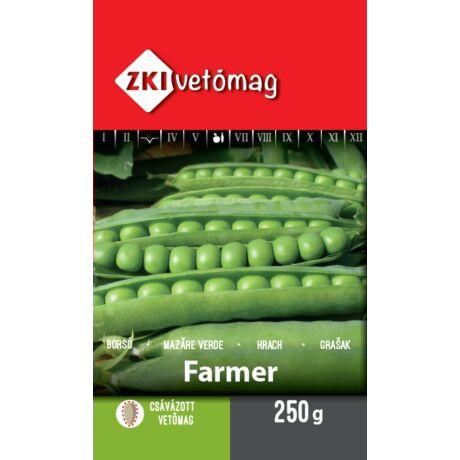 Zöldborsó Farmer 250g