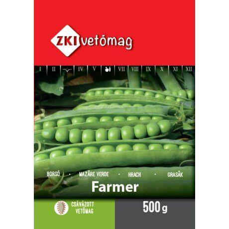 Z Zöldborsó Farmer 500g