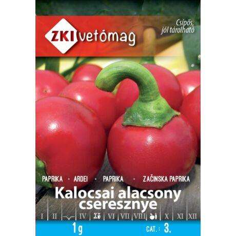 Paprika fűszer Kalocsai al.cseresznye 1g