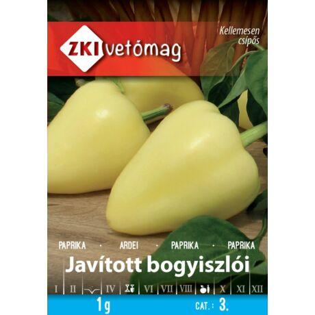 Paprika Javított Bogyiszlói 1g