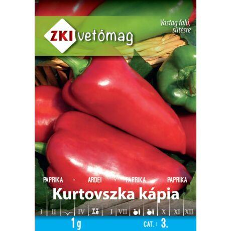 Paprika Kápia típus 1g