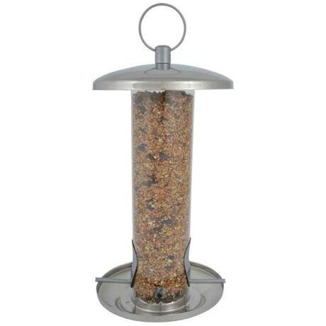 I FB393 önetetős madáretető fém