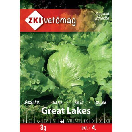 Saláta Jégsaláta Great Lakes 3g