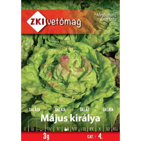 Saláta Május királya 3g