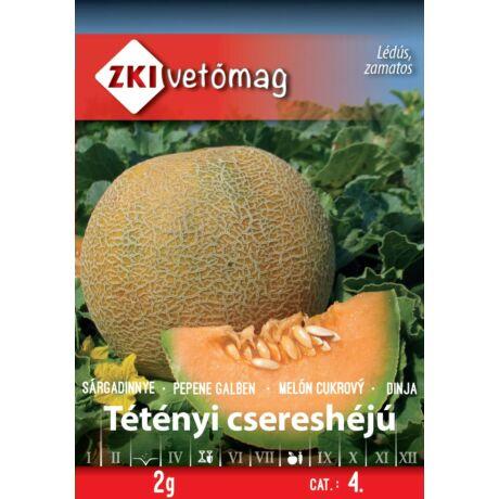 Sárgadinnye Tétényi csereshéjú 2g