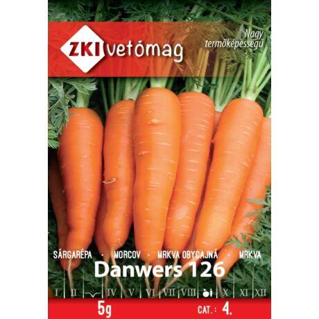 Sárgarépa Danwers 126 5g