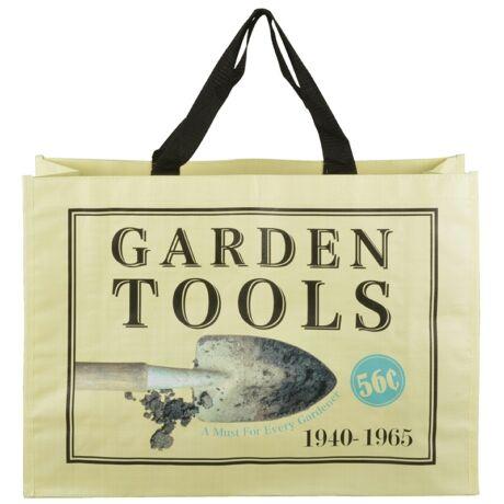 I TP200-B Bevásárló táska ásó mintával, B