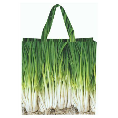 I TP276-B Zöldség mintás táska, hagyma