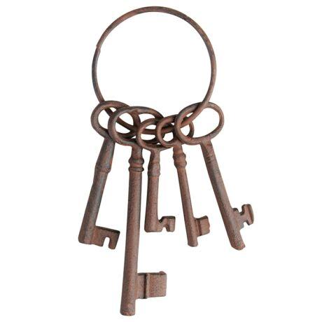 I DB53 Kulcskarika dekor, öntöttvas