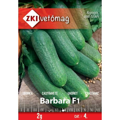 Uborka Barbara F1 2g