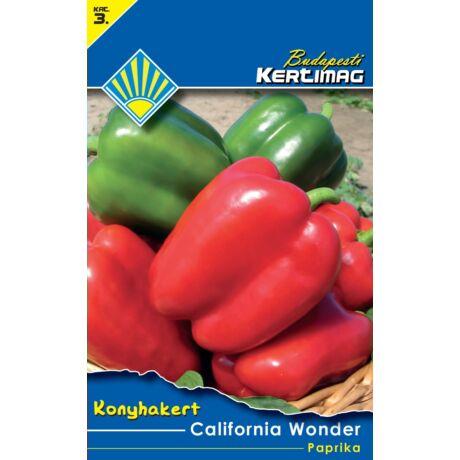 B Paprika California Wonder 0,6g