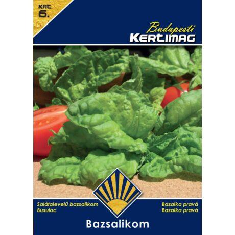B Fűszernövény Bazsalikom Salátalevelű 2g Prémium