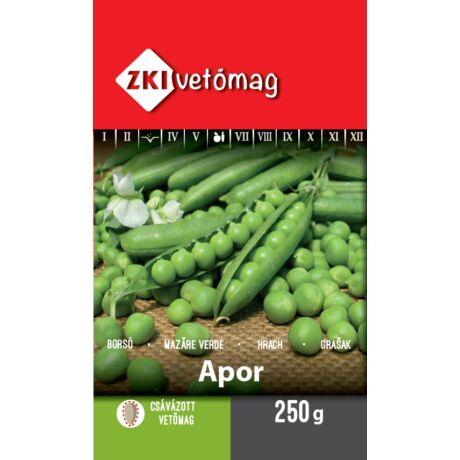 Zöldborsó Apor 250g