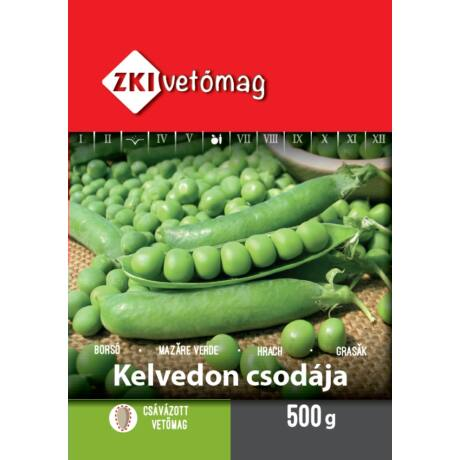 Zöldborsó Kelvedon csodája 500g