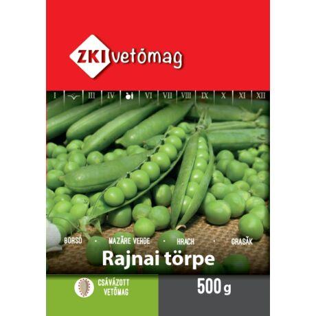 Zöldborsó Rajnai törpe 500g