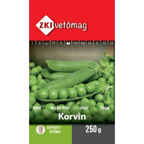 Zöldborsó Korvin 250g