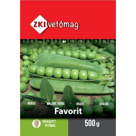 Zöldborsó Favorit 500g