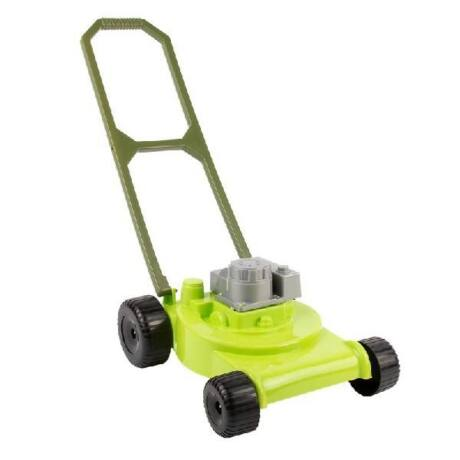 I KG214 Műanyag gyerek fűnyíró, zöld