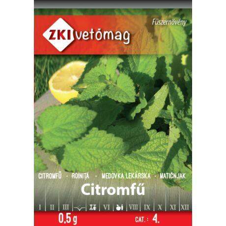 Fűszernövény Citromfű 0,5g