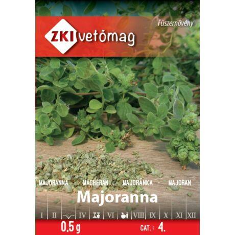 Z Fűszernövény Majoranna 0,5g