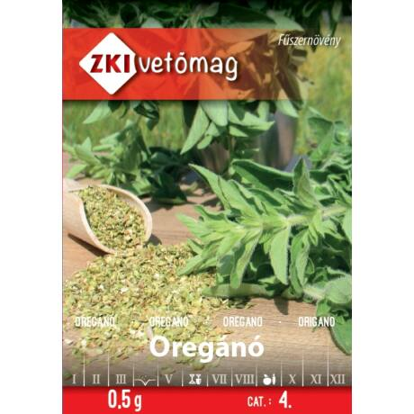 Z Fűszernövény Oregano 0,5g